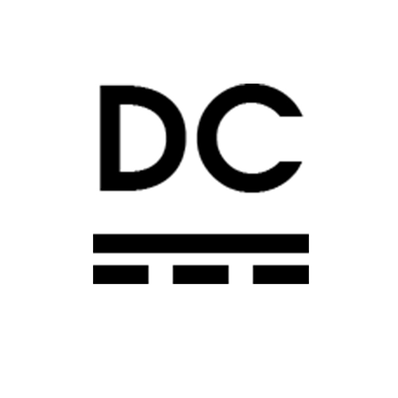 میتر آنالوگ 90 درجه جریان مستقیم DC