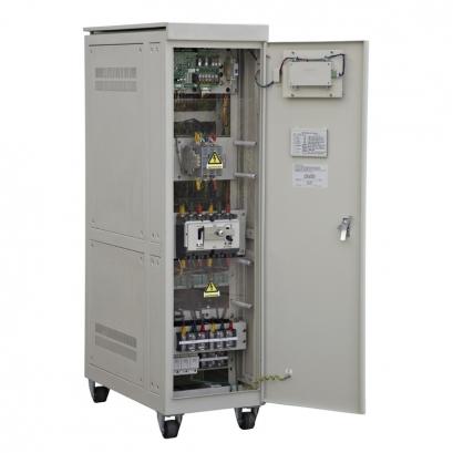 استابلایزر شیماتسو ژاپن AC-Voltage-Stabilizer-SBW-25-30-50-80-100-kVA-