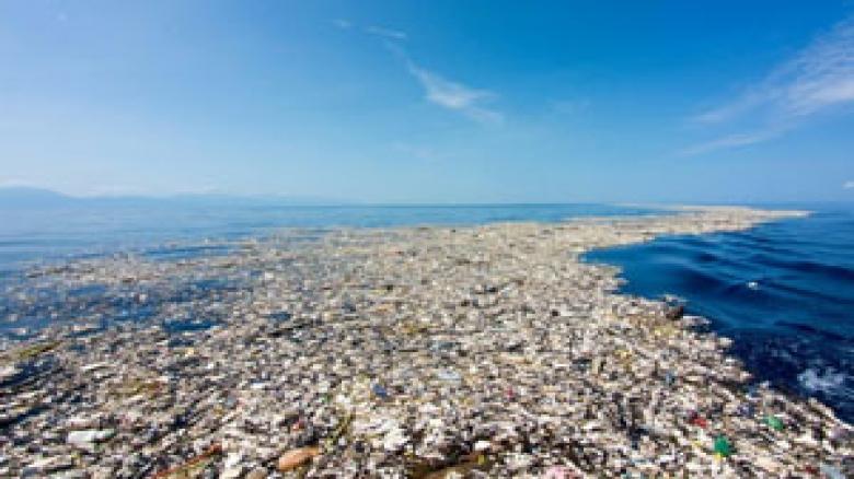 تولید برق از پلاستیک غیرقابل بازیافت اقیانوس ها