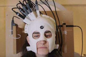 کلاه اسکن مغزی