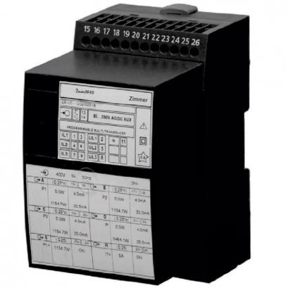 ترانسدیوسر و ترانسمیتر قابل برنامه ریزی M40 زیمــر