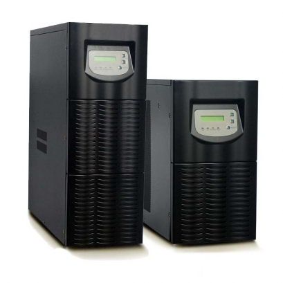 یو پی اس آنلاین 6000 ولت آمپر با باتری