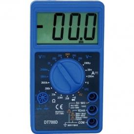 مولتی متر DT700D