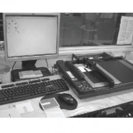 دستگاه پلاتر و چاپ صفحات