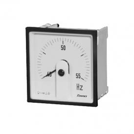 فرکانس متر آنالوگ 240 درجه مدل FML زیمر