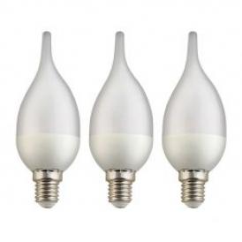 ال ای دی LED اشکی 6 وات مهتابی