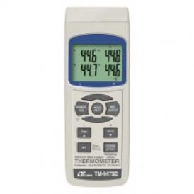 ترمومتر 4 کاناله لوترون مدل TM-947SD