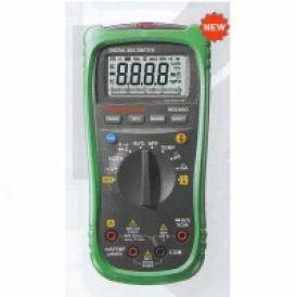 مولتی متر دیجیتال الکترونیکی مستک مدل MS8360G