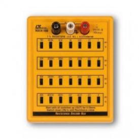 جعبه مقاومت رومیزی لوترون مدل RBOX-408