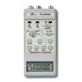 فرکانس متر لوترون مدل FC-2500A