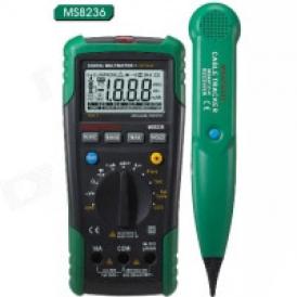 مولتی متر - تستر تلفن دیجیتال مستک مدل MS8236