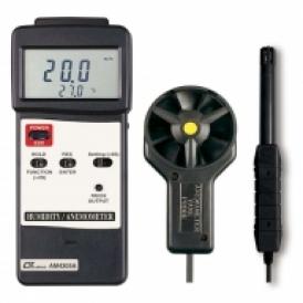 سرعت سنج/بادسنج/آنومتر لوترون مدل AM-4205A